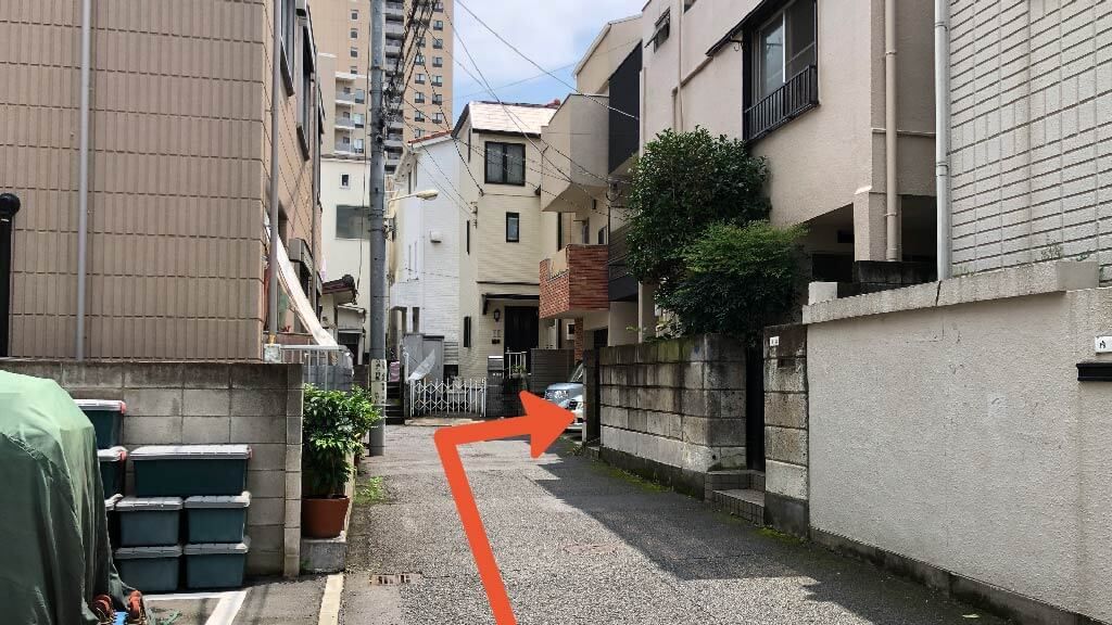 渋谷ストリームから近くて安い《軽・コンパクト》恵比寿4-11-2駐車場