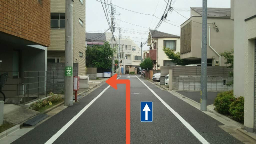 駒沢オリンピック公園から近くて安い上馬5-2-10駐車場