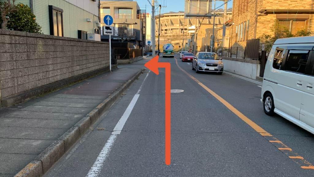 新横浜ラーメン博物館から近くて安い小机町2600-20駐車場