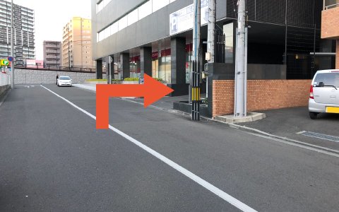 仙台から近くて安い《大型ハイルーフ》広瀬通SEビルパーキング