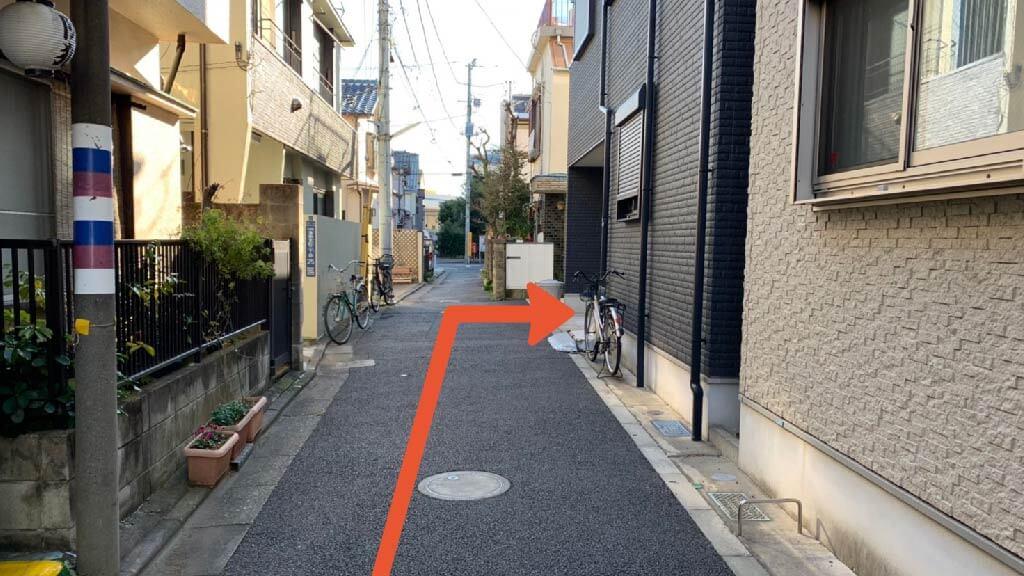 蒲田から近くて安い《軽自動車》蒲田本町2-24-3駐車場