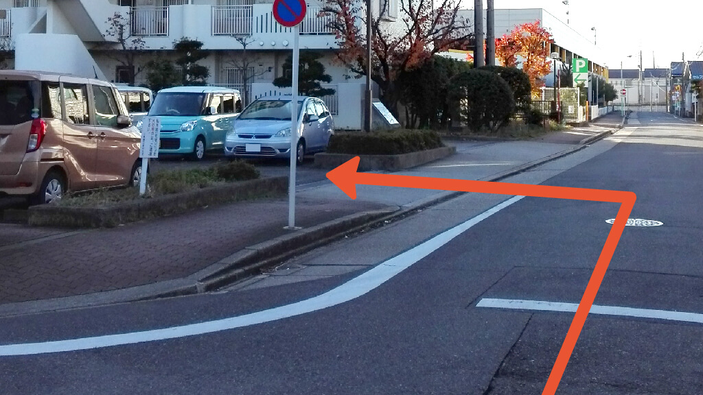 日本ガイシホールから近くて安い豊田4-9-77駐車場