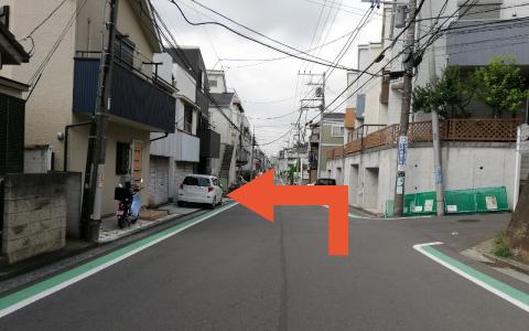 新横浜から近くて安い《バイク専用》菊名3-1-12-2駐車場