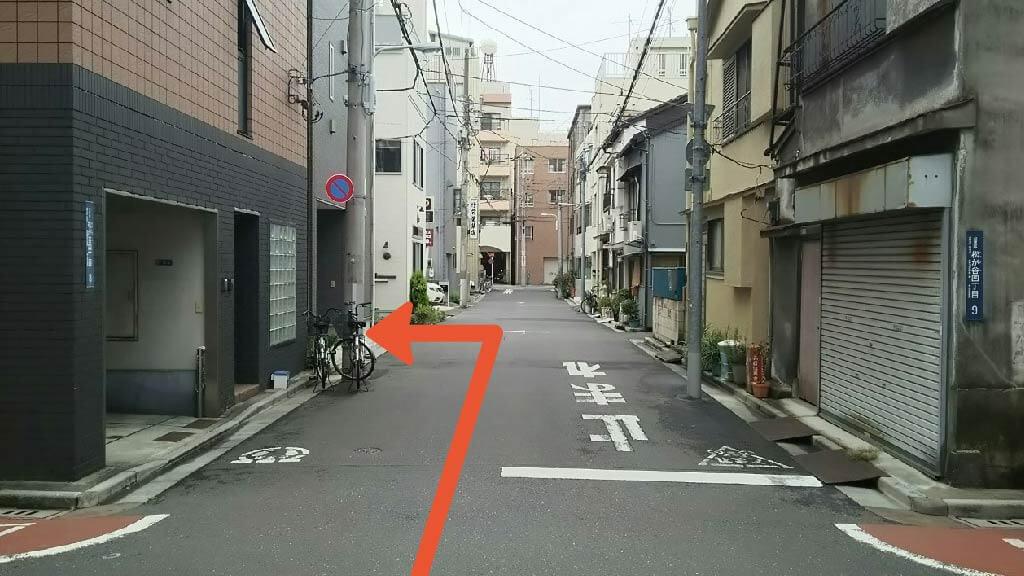 浅草寺から近くて安い《軽自動車》松が谷4-8-3駐車場