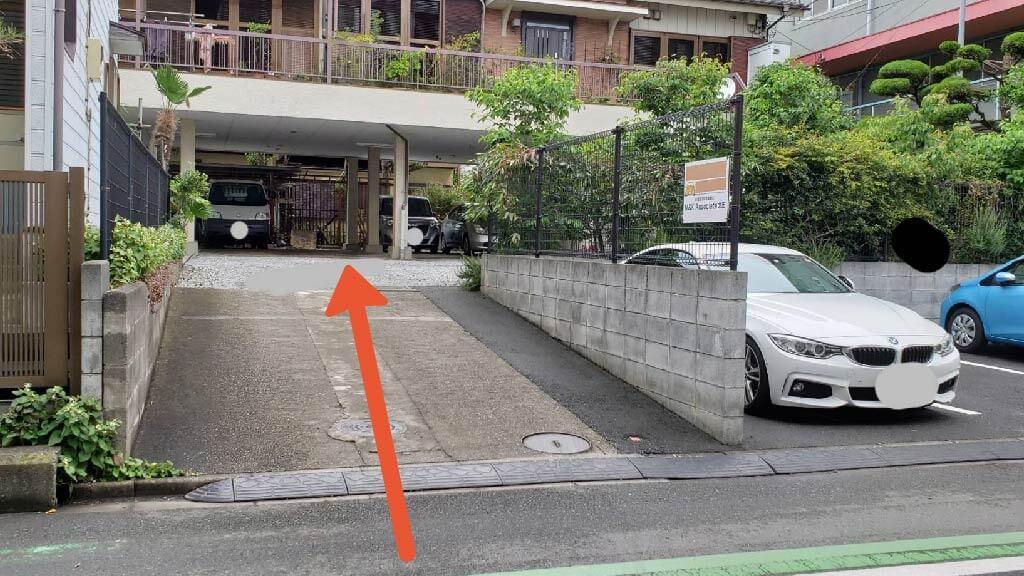 浦和から近くて安いM&K Associate駐車場