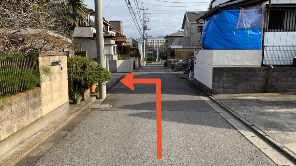 日本大学薬学部キャンパスから近くて安い松が丘4-44-20駐車場B