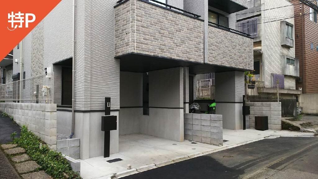 早稲田大学から近くて安い《軽自動車》早稲田南町41-11駐車場
