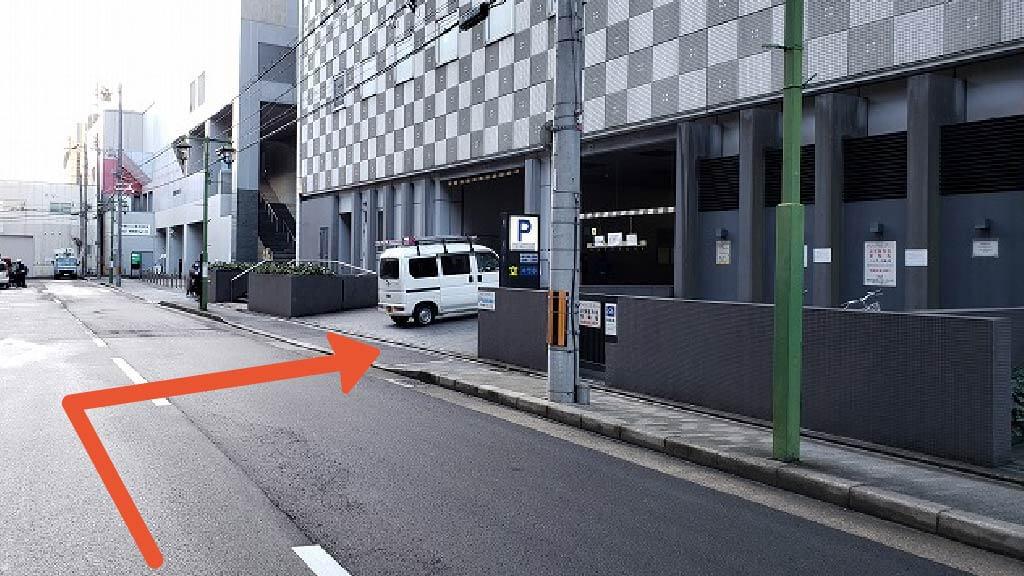 京都から近くて安い《機械式サイズ・重量制限有り》メルパルク京都駐車場