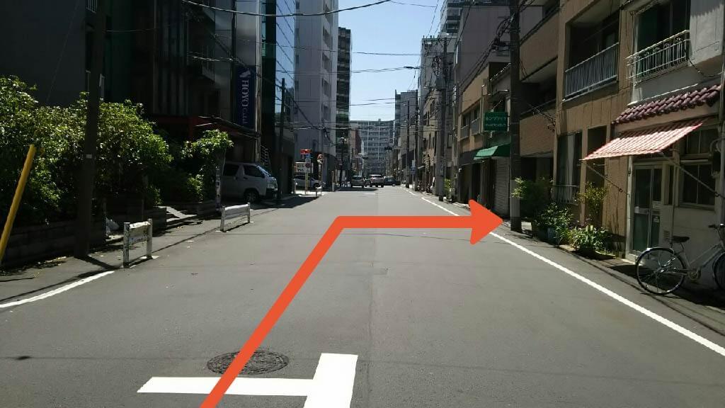 錦糸町から近くて安い緑1-25-8駐車場