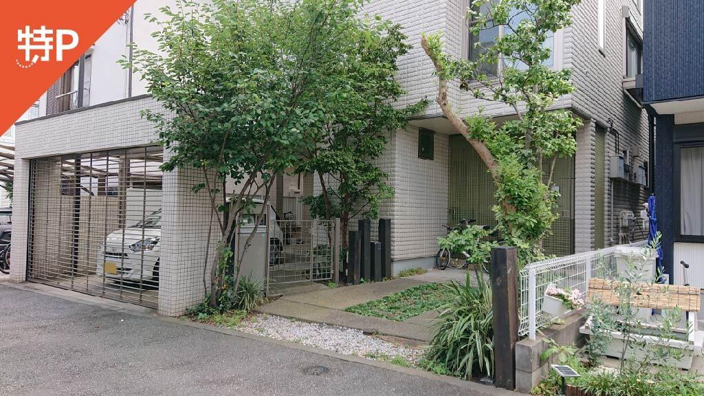白山神社(文京区)から近くて安い本駒込2-15-11駐車場