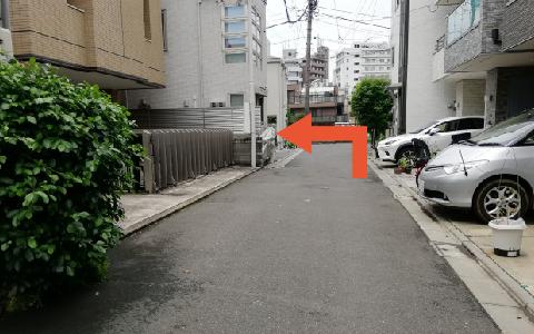 大崎から近くて安い大崎4-12-6付近駐車場