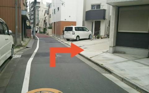 東京スカイツリーから近くて安い亀戸3-40-10駐車場