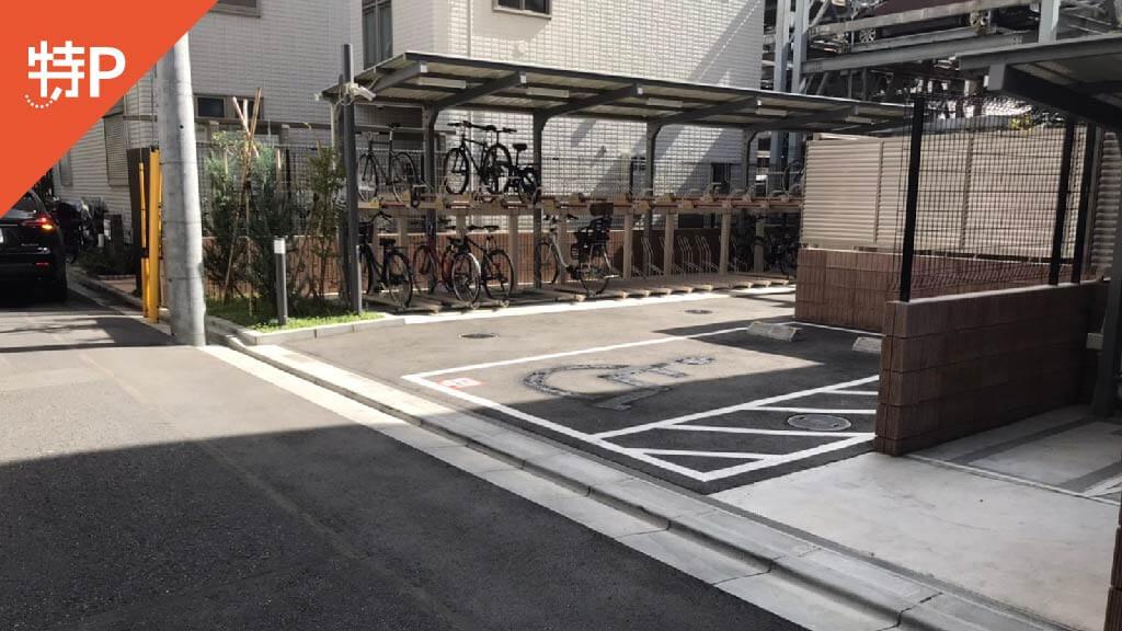 東京スカイツリーから近くて安いガリシア錦糸町パークサイド駐車場