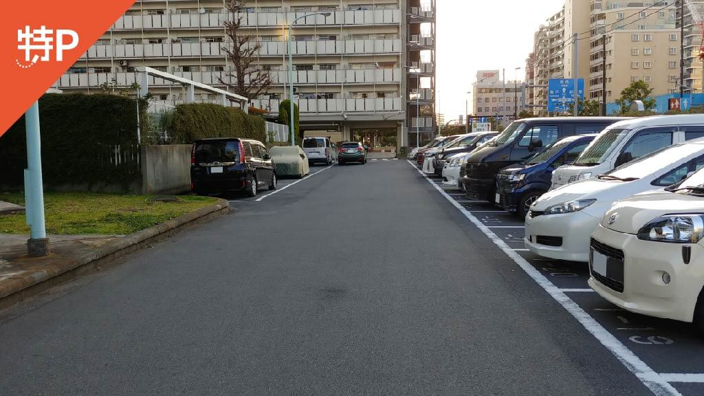 ダイバーシティ 駐 車場