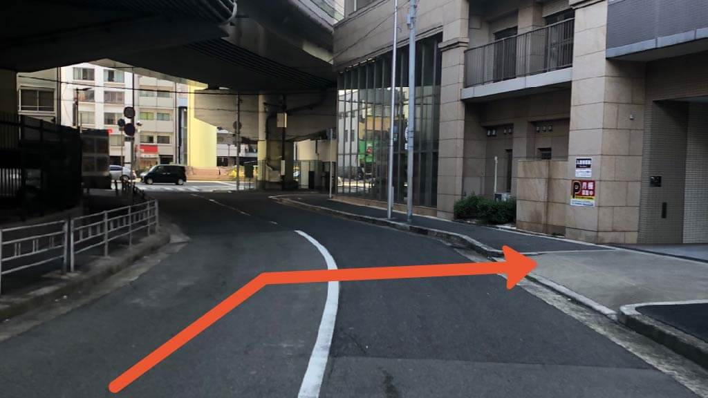 天王寺から近くて安い高津2-4-6駐車場