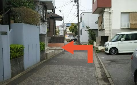 大杉神明幼稚園から近くて安い新小岩3-28-11駐車場