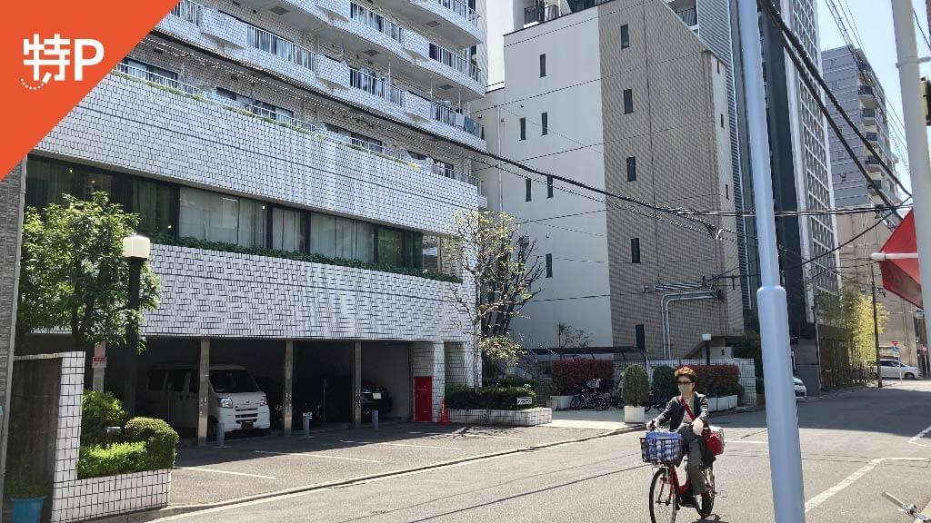 浅草寺から近くて安い寿3-16-7駐車場
