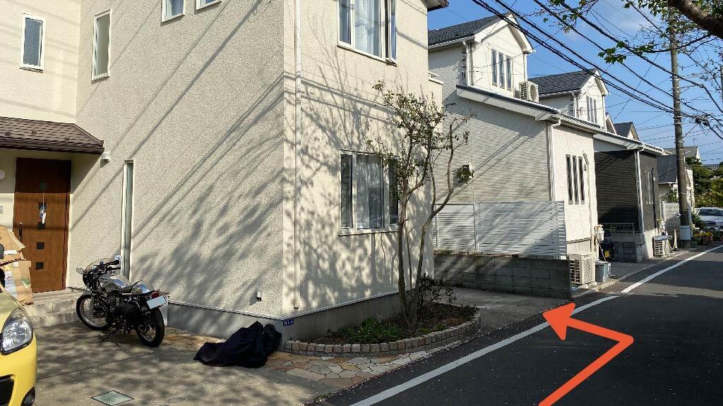 江ノ島から近くて安い片瀬海岸3-7-18駐車場