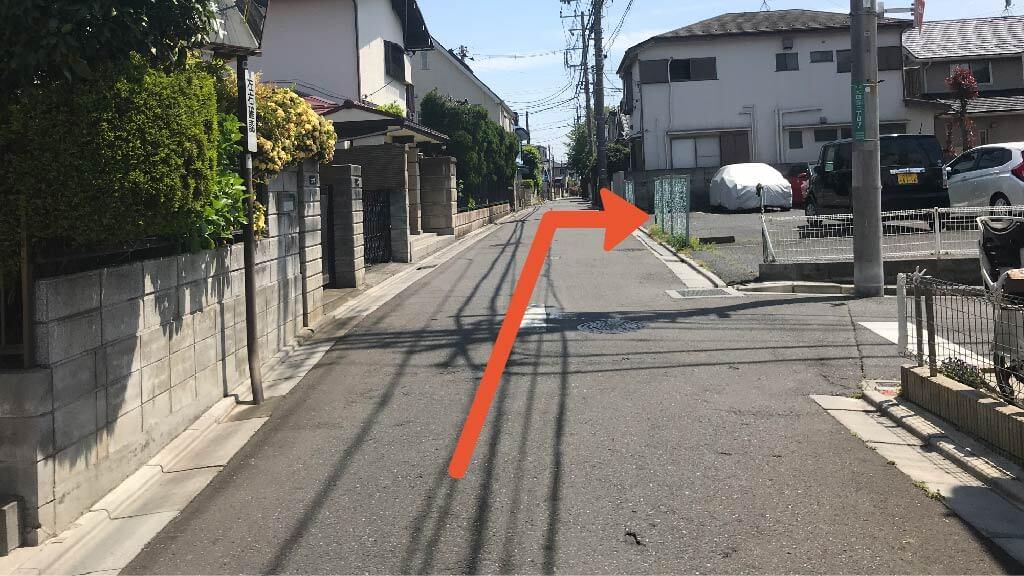 浦和から近くて安い太田窪2-7-5駐車場