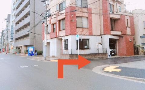 東京タワーから近くて安い白金1-7-7駐車場