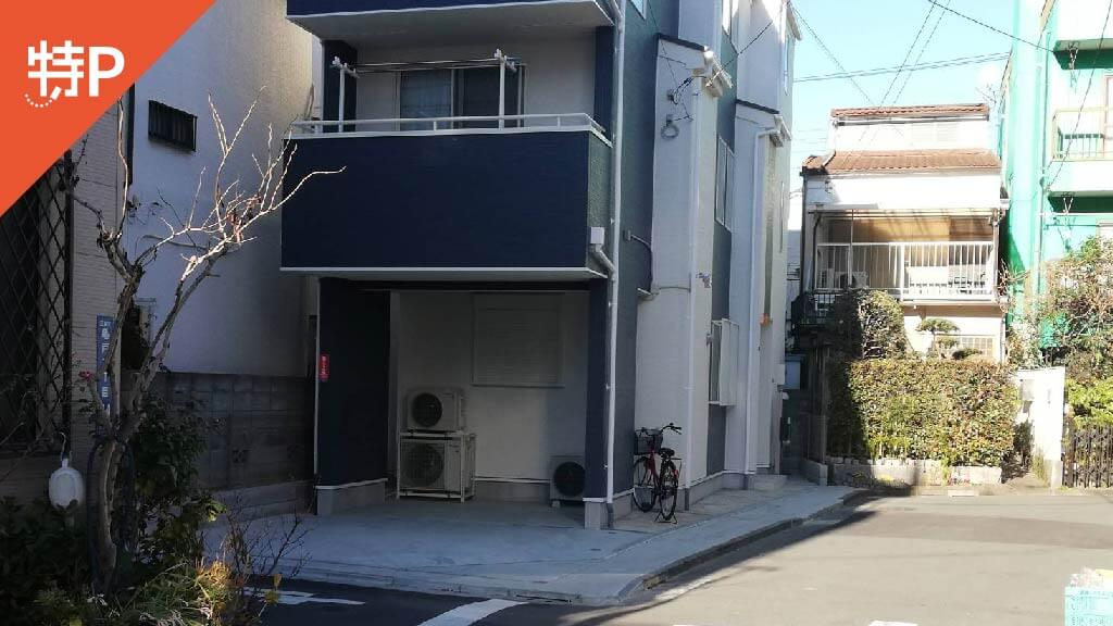 東京スカイツリーから近くて安い亀戸3-32-8駐車場