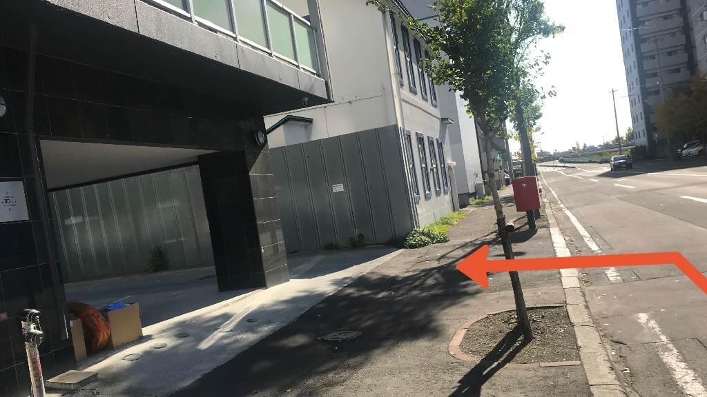 中島公園から近くて安い南六条東2-6-5駐車場