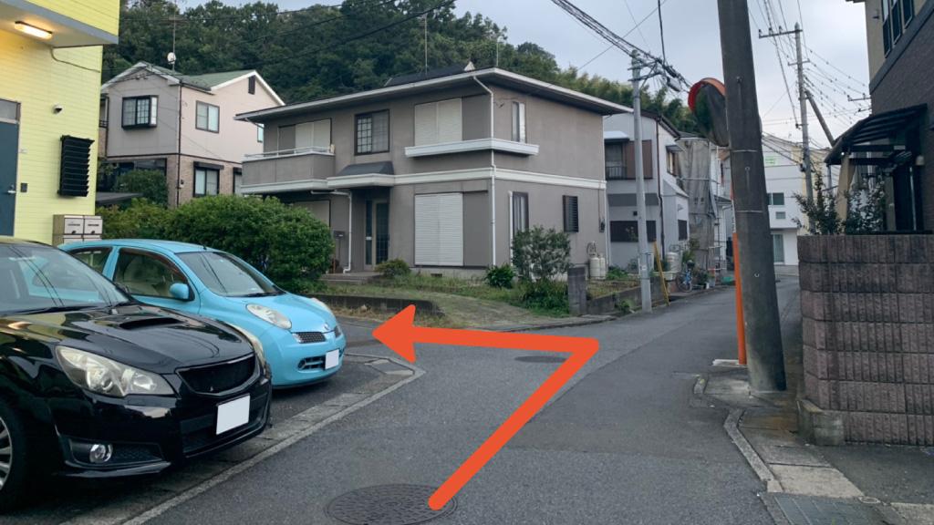 藤子不二雄ミュージアムから近くて安い長尾2-3-4駐車場