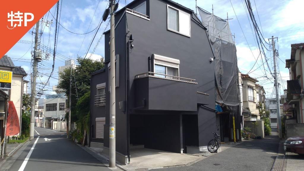 大崎から近くて安い《軽・コンパクト》平塚1-14-15 駐車場