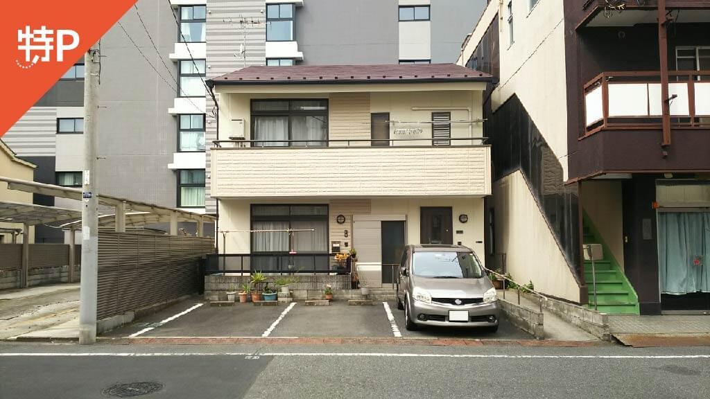 東京スカイツリーから近くて安い向島3-11-10駐車場