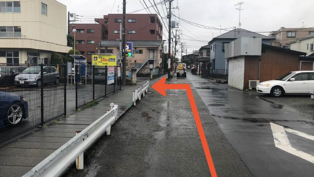 藤子不二雄ミュージアムから近くて安い宿河原3-14-10付近駐車場