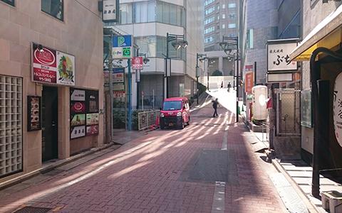 渋谷から近くて安いエコロパーク渋谷道玄坂第3駐車場