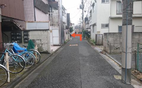 駒沢オリンピック公園から近くて安い深沢3-11-11駐車場