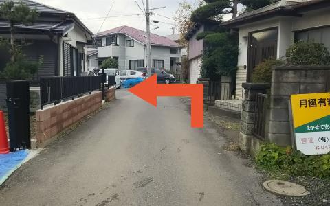 成田空港から近くて安い【成田山徒歩7分】田町272-15駐車場(B)