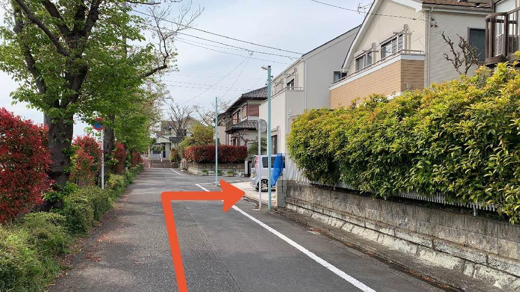 東京競馬場から近くて安い小柳町5-3-57駐車場