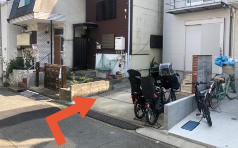 駒沢オリンピック公園から近くて安い深沢3-22-8駐車場
