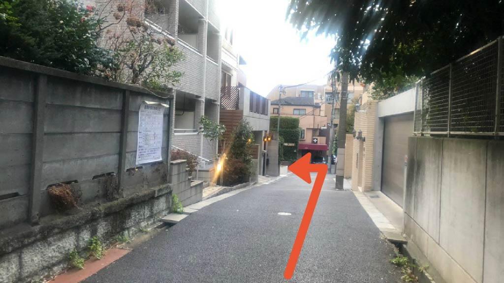 SHIBUYA109から近くて安いレンガb&b代官山駐車場