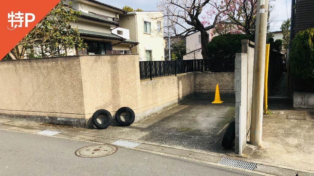 長谷寺から近くて安い雪ノ下1-3-18駐車場