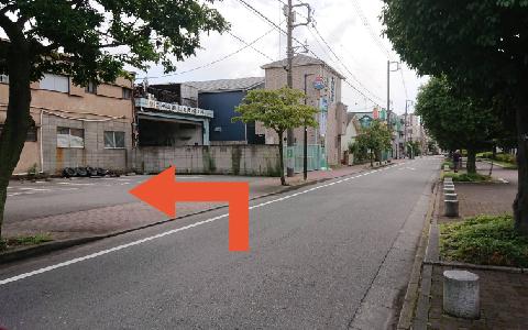 羽田空港から近くて安い台町16-9駐車場
