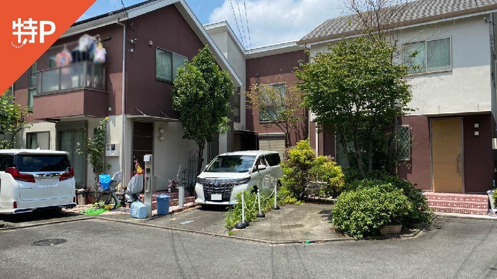 調布から近くて安い小島町3-25-26駐車場
