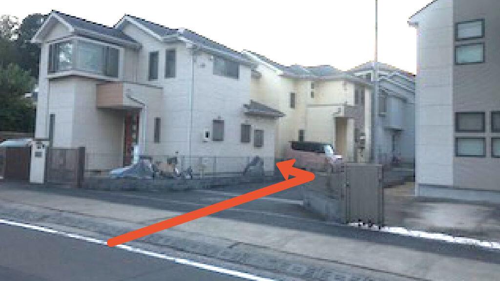 新横浜ラーメン博物館から近くて安い鳥山町825-4駐車場