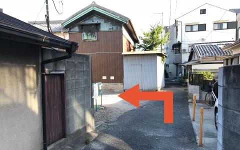 阪神甲子園球場から近くて安い大半店北モーター駐車場