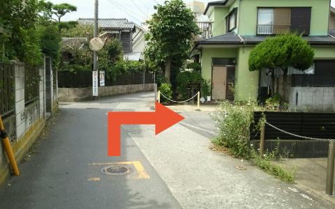 長谷寺から近くて安い材木座3-12-22駐車場