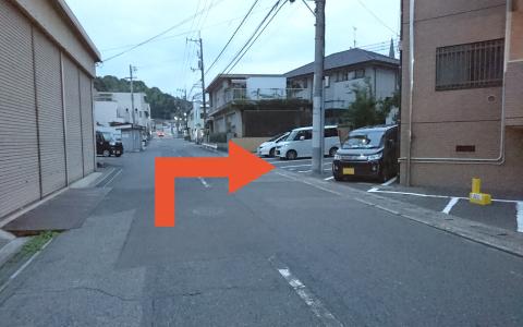 【予約制】特P 《軽・コンパクト》口田南7-9-24駐車場の画像1