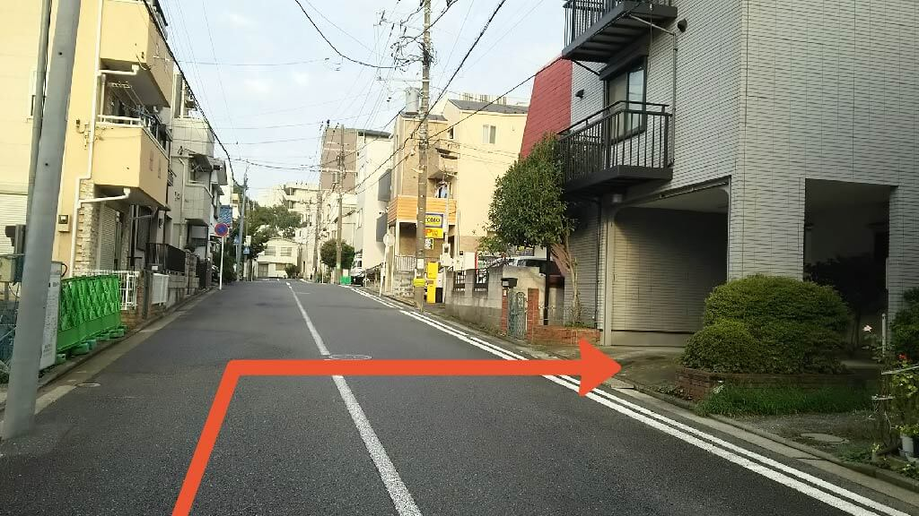 横浜美術館から近くて安い戸部町2-45-6駐車場