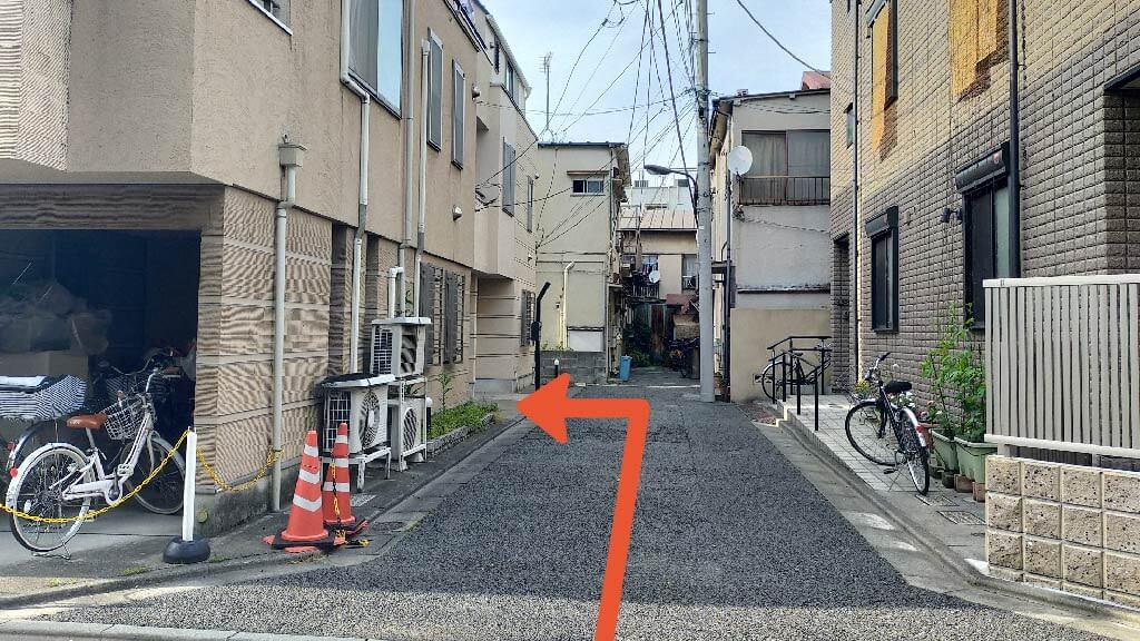 ニコニコ本社から近くて安い池袋本町4-22-3駐車場
