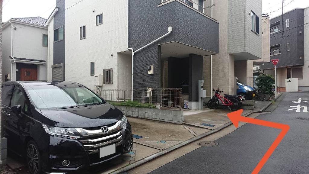 関内駅から近くて安い伊勢町1-42-1駐車場