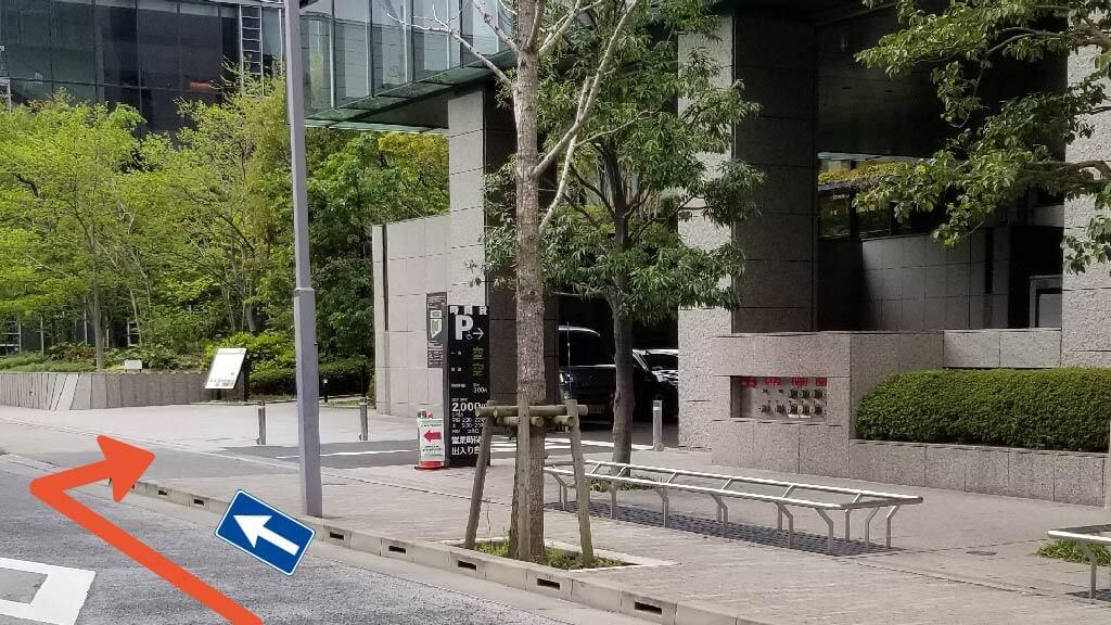 日本武道館から近くて安い【平日】三井住友海上駿河台新館駐車場