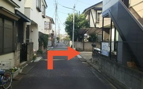 東京競馬場から近くて安い【東京競馬場徒歩7分】清水が丘2-11-15駐車場