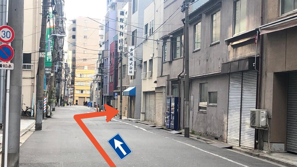 浅草から近くて安いパークハビオ浅草駒形駐車場
