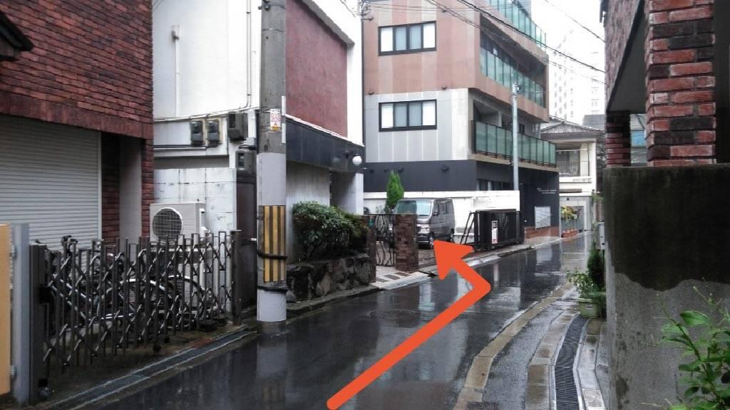 天王寺から近くて安い《バイク専用》松崎町2ー5-25駐車場